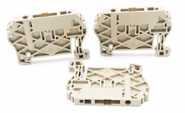 LOT OF 3 NEW WEIDMULLER ZEW TERMINAL BLOCKS