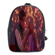 Backpack School Bag Tangled Beauty Rapunzel Disney Fantasy Movie Kingdom... - $33.00