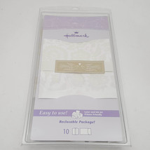 Hallmark Pink Invitations Announcements With Accessories & Envelopes - $7.76