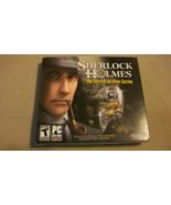 Sherlock Homes : The Secret of the Silver Earring for PC, Windows 98/ME/... - $14.85
