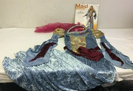 Maid Marian Renaissance Medieval Costume - $34.13