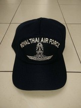 Logo Silver Wing Rtaf Royal Thai Air Force Cap Ball Soldier Military Rtaf Hat - $18.70