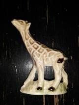 Wade Giraffe - Whimsie Land - Wildlife Set 2 - Vintage 1984 - Porcelain ... - $10.89