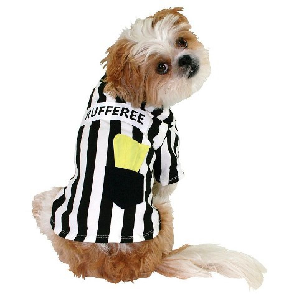 Rufferee Dog Costumes Sz XS, S NWT