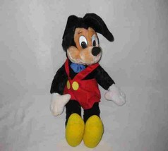 """So Cute 16"""" Plush Stuffed Mickey Mouse Doll Applause - $28.84"""
