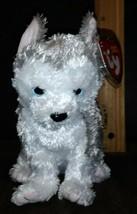 TY Beanie Baby - JUNEAU the Dog (6 inch) - MWMTs Stuffed Animal Toy - $9.99