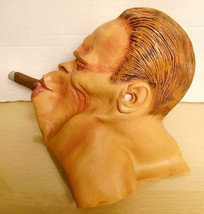 2004 Mario Chiodo Studios- Man w/ Cigar Latex Mask - $19.79