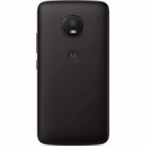 """UNREAL Mobile Moto E4 CPO Prepaid Carrier Locked LTE Smartphone, 16GB - 5"""" Scree"""