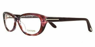 New Tom Ford Woman TF5226 068 Optical Eyeglass Frames 54-13-130 Ship Fast