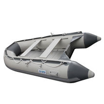 10.8 ft Inflatable Boat Raft Fishing Dinghy Tender Pontoon+ FREE Launching wheel image 3