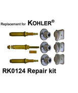 Kohler RK0124 3 Valve Rebuild Kit - $149.80
