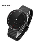 SINOBI® Ultrathin Space-time Creative Watches Luxury Watch Men Waterproof - $36.89
