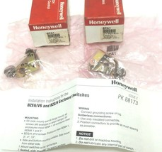 LOT OF 2 NIB HONEYWELL 6PA1 MICRO SWITCHES