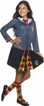 Rubies Harry Potter Gryffindor Uniform Hemd Kinder Halloween Kostüm 641269 - $20.99