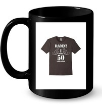 50th Birthday Vintage Made in 1968 Gift ideas Man Gift Coffee Mug - $13.99+