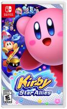 Kirby Star Allies Nintendo Switch Brand New Sealed. - $62.99