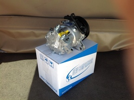 02 05 jeep liberty 3.7 ac air conditioning compressor with clutch  4  thumb200