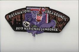 Potawatomi Area Council 2017 National Jamboree JSP (G) - $4.95