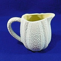 Sea Urchin Creamer by Kate Williams Global Design Blue Coastal  Porcelai... - $12.50