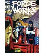 FORCE WORKS Vol.1 Lot (Marvel/1994) - $13.95