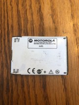 Motorola 3.7V 1640mAh Ion-Litio Battery SNB5765A Ships N 24h - $35.87
