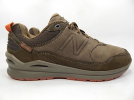 New Balance 3000 Size 8 4E EXTRA WIDE EU 41.5 Men's Walking Shoes Brown MW3000BR