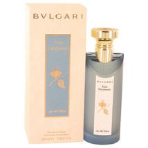 Bvlgari Eau Parfumee Au The Bleu by Bvlgari Eau De Cologne Spray (Unisex) 5 oz  - $75.00