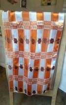 Oklahoma State Cowboys Licensed Ncaa Polyester Scarf - $14.25