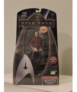 """STAR TREK Warp Collection 7"""" SCOTTY + Accessories Articulated & Poseable... - $24.70"""