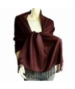 Pashmina Feel Blanket Shawl Wrap Scarf Large Soft Autumn Winter Scarf Gr... - $11.74+