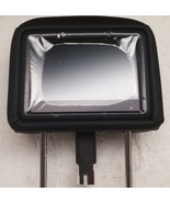 Leather headrest w/ LCD video display screen. RSE rear seat. For Nissan ... - $63.92