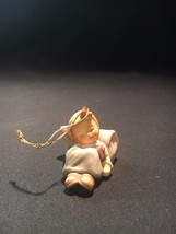 Berta Hummel 2000 Christmas Ornament Goebel Sleeping Girl - $12.16