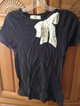 JCrew women's shirt with bow size large - $44.99