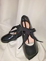 Capezio JR Tyette Tap Shoe N625C Size 7.5 WW - $20.90