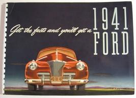 1941 Ford Original Dealer Album Cars Trucks Bus - $272.25