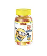 L'il Critters Minions Multivitamin Gummies, 60 Count Packaging May Vary - $10.99