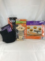 Halloween Party Decorations Lot of 4 Kids  - $11.87