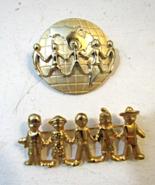 AJC Diversity Pin  Global Awareness - $20.00