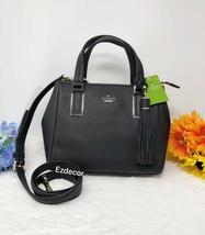 NWT Kate Spade Naomi Small Satchel Crossbody Bag Black *FREE SHIPPING* - $138.00