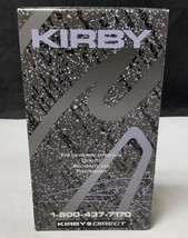 Kirby G4 Vacuum Cleaner Owners Manual VHS Tape Maintenance Tips FREE SHI... - $12.59