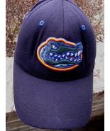 VTG Baseball Cap Florida Gators emblem Trucker hat one fit stretch college - $29.65