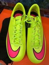 Nike Mercurial Victory V TF Size 5y Free Socks And Free Shipping  - $49.49
