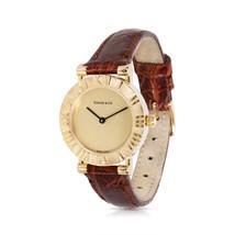 Tiffany & Co. Atlas Women's Watch in 18K Yellow Gold - $1,250.00