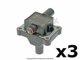 Mercedes (1998-2000) Ignition Coil w/o Spark Plug Connector (3) BOSCH OEM - $197.95