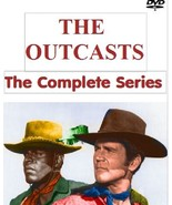 The Outcasts (The Complete Series)  - $45.50