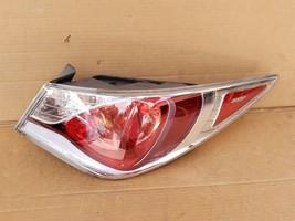 11-15 Sonata Hybrid LED Tail Light Lamp Passenger Right - RH
