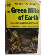 THE GREEN HILLS OF EARTH by Robert A. Heinlein (1958) Signet SF pb - $9.89