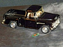 Die-cast 1955 Chevy StepSide Toy Truck  AA19-1517 Vintage image 3