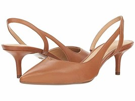 MICHAEL MICHAEL KORS Eliza Acorn Leather Pump 6.5 - $79.19