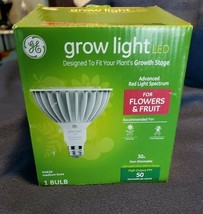 GE LED Horticultural Grow Light, Par38, 32-Watts for Flowers and Fruit - $39.55